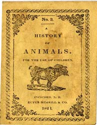 A History of Animals by