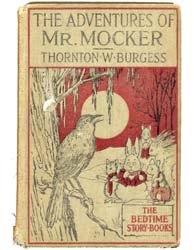 The Adventures of Mr. Mocker by Burgess, Thornton Waldo