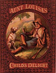 Aunt Louisa's Child's Delight by Webster, George P.