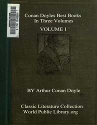 Conan Doyles Best Books in Three Volumes... by Doyle, Arthur Conan, Sir