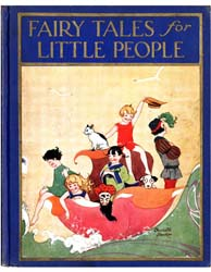 Fairy Tales for Little People by Catrevas, Christine