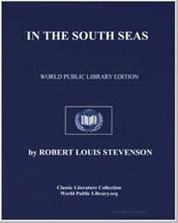 In the South Seas by Stevenson, Robert Louis