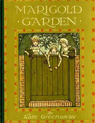 Marigold Garden by Greenaway, Kate