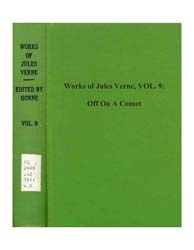 Works of Jules Verne by Verne, Jules