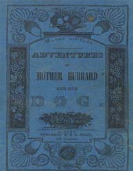 The Adventures of Mother Hubbard and Her... by Martin, Sarah Catherine