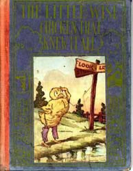 The Little Wise Chicken That Knew It All by Duffield, Kenneth Graham