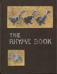 The Rhyme Book by Ault, Lena