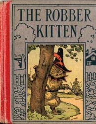 The Robber Kitten by Neill, John Rea