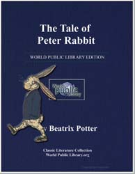The Tale of Peter Rabbit by Potter, Beatrix