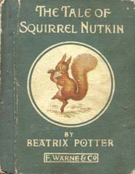 The Tale of Squirrel Nutkin by Potter, Beatrix