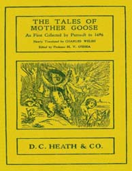 The Tales of Mother Goose by Oshea, Michael Vincent