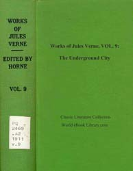 The Works of Jules Verne by Verne, Jules