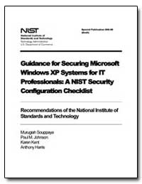 Guidance for Securing Microsoft Windows ... by Johnson, Paul M.