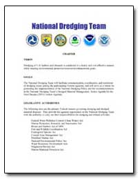 National Dredging Team by Environmental Protection Agency
