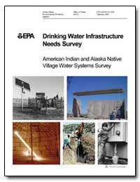 Drinking Water Infrastructure Needs Surv... by Wagner, Dennis