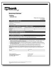 Telepay Cardholder Form by Environmental Protection Agency