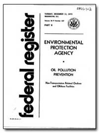 Environmental Protection Agency by Environmental Protection Agency
