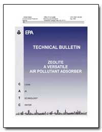 Zeolite a Versatile Air Pollutant Absorb... by Environmental Protection Agency