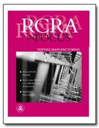 Rcra Infocus by Environmental Protection Agency