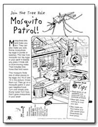 Mosquito Patrol! Join the Tree Hole by Environmental Protection Agency