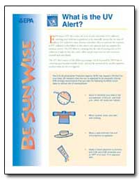 What Is the Uv Skin. Alert by Environmental Protection Agency