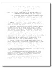American Chamber of Commerce of Iraqi (A... by Federal Trade Commission