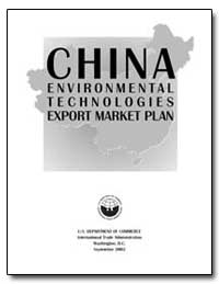 China Environmental Technologies Export ... by Zhijia, Wang