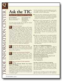 Ask the Tic by Wineland, Tim