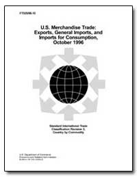 U.S. Merchandise Trade: Exports, General... by Kantor, Michael