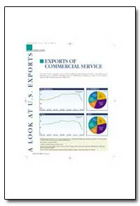 Exports of Commercial Service by Federal Trade Commission