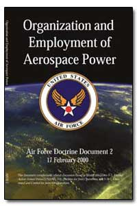 Organization and Employment of Aerospace... by Ryan, Michael E.