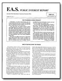 Fas Public Interest Report Journal of th... by Solow, Robert M.