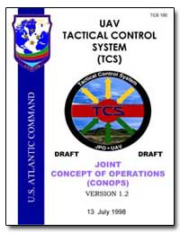 Uav Taical Control System (Tcs) by