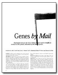 Genes by Cram, L. Scott