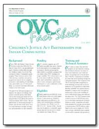 Children's Justice Act Partnerships for ... by