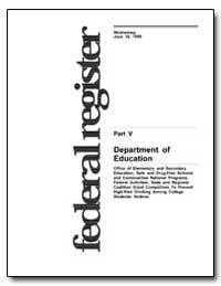 Department of Education Office of Elemen... by Johnson, Judith