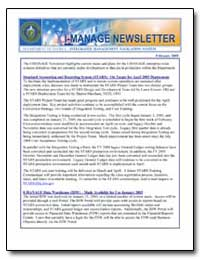 I-Manage Newsletter by