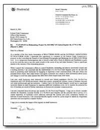 Re: Can-Spam Act Rulemaking, Project No.... by Mutschler, Russell T.