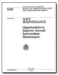 Navy Maintenance Opportunities to Improv... by Landiecho, John