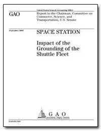 Space Station Impact of the Grounding of... by General Accounting Office