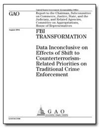 Data Inconclusive on Effects of Shift to... by General Accounting Office
