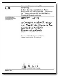A Comprehensive Strategy and Monitoring ... by Stephenson, John B.