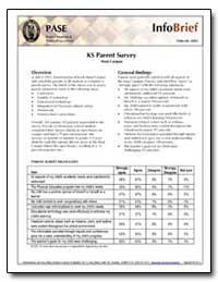 Ks Parent Survey Maui Campus by State Department of Education