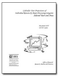 Calendar Year Projections of Individual ... by United States Department of the Treasury