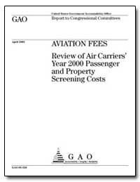 Review of Air Carriers Year 2000 Passeng... by Transportation Security Administration