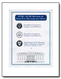 Pcie/Ecie Review of Non -Tax Delinquent ... by Friedman, Gregory H.