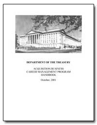 Department of the Treasury Acquisition/B... by Rindner, Corey M.