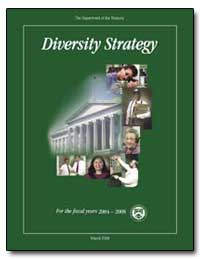 Diversity Strategy by United States Department of the Treasury