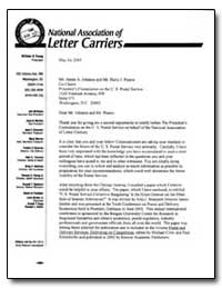 National Association of Letter Carriers by Young, William Henry
