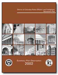 District of Columbia Police Officers and... by United States Department of the Treasury